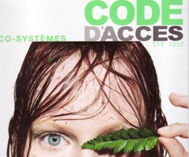 Code d'Acces / Playlist Green 2010