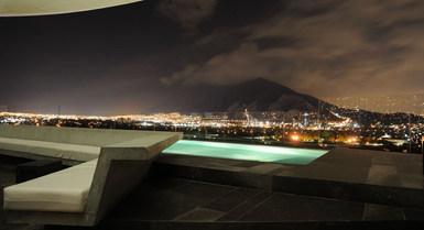 Hôtel Habita Monterrey / Mexique