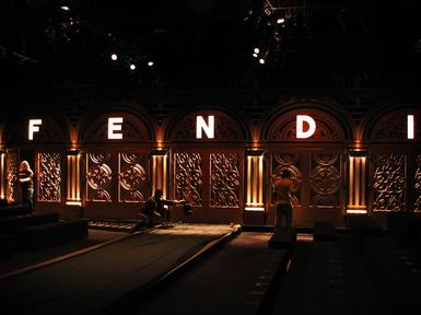 Inauguration Boutique NY /  Fendi 2006