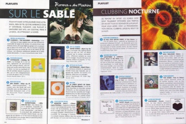 Playlists Madame  Figaro Pocket