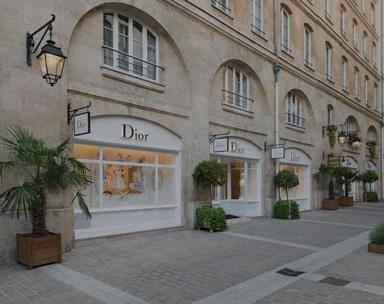 Nouvelle Boutique Rue Royale  Baby Dior